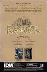 Ragnarök #3 Preview 1