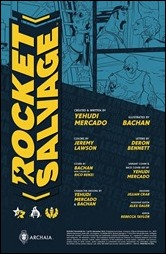 Rocket Salvage #1 Preview 1