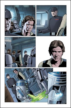 Star Wars #1 Preview 1