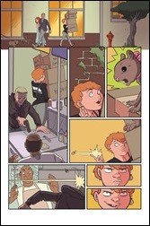 The Unbeatable Squirrel Girl #1 Preview 2 Unlettered