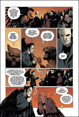 Criminal Macabre: The Third Child #4 Preview 3