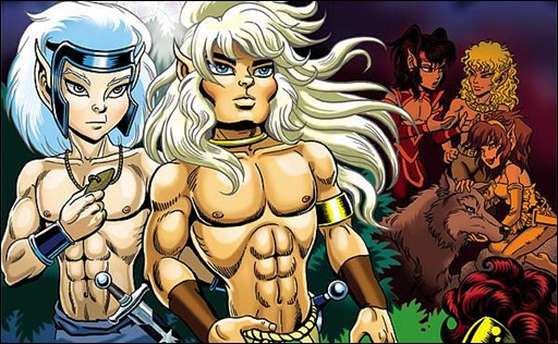 Elfquest: The Final Quest #7