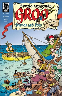 Groo: Friends and Foes #1 Cover