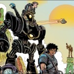 Cluster by Brisson & Couceiro Coming in February from BOOM!