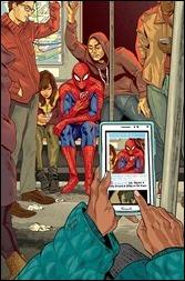 Amazing Spider-Man #16 Doyle WOM Variant
