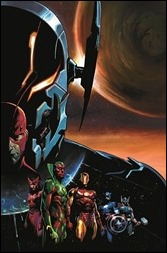 Avengers: Rage of Ultron GN Cover