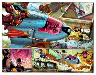 Avengers: Rage of Ultron GN Preview 1