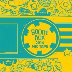 Preview of BOOM! Box 2014 Mix Tape