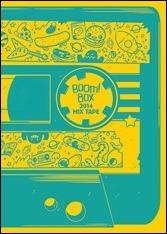 BOOM! Box 2014 Mix Tape Cover A