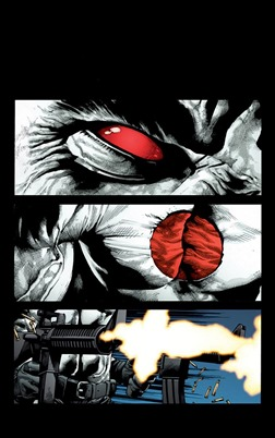 Bloodshot Reborn #1 Preview 1