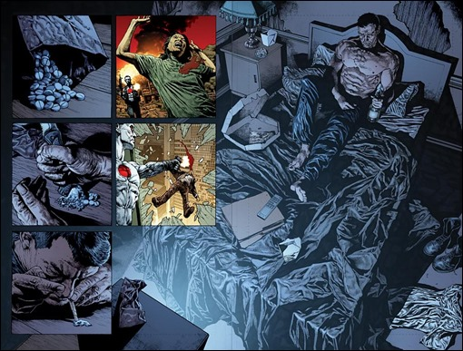 Bloodshot Reborn #1 Preview 5