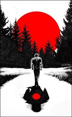 Bloodshot Reborn #1 Cover B - Suayan