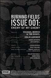 Burning Fields #1 Preview 2