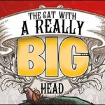 Preview: The Cat With A Really Big Head by Roman Dirge