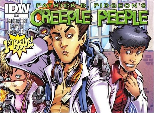 Creeple Peeple #1