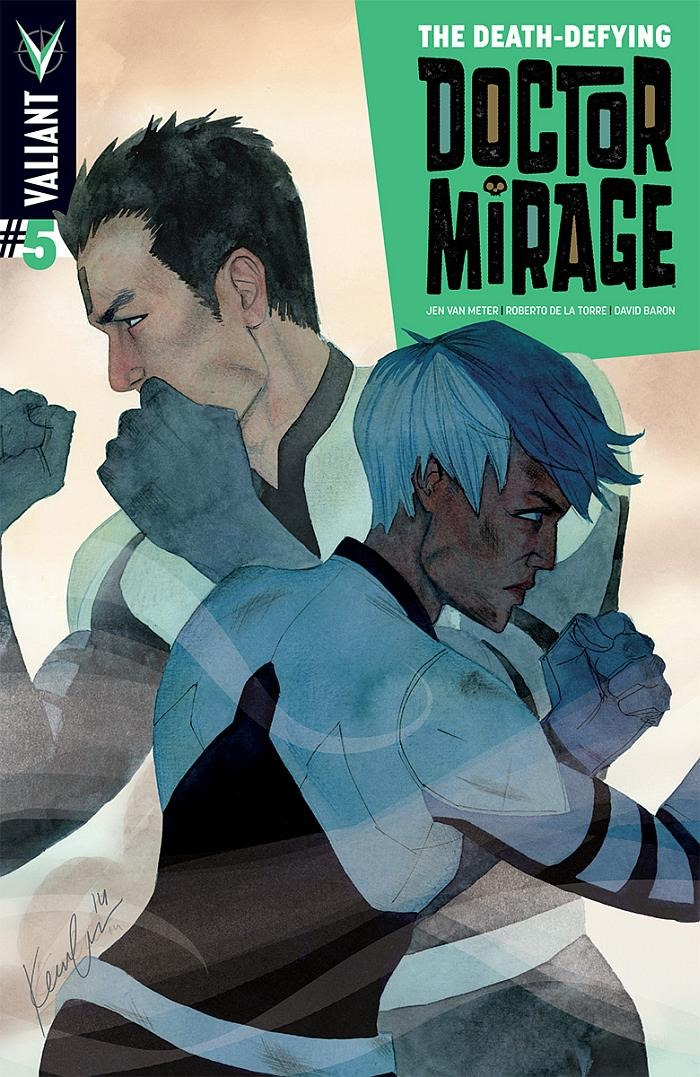 The Death-Defying Doctor Mirage #05 » Download Free CBR ...