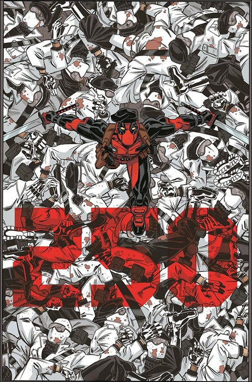 Deadpool Number 250 Cover (issue #45)