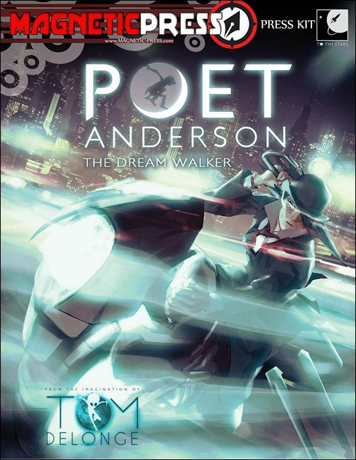 Poet Anderson: The Dream Walker Press Release 1