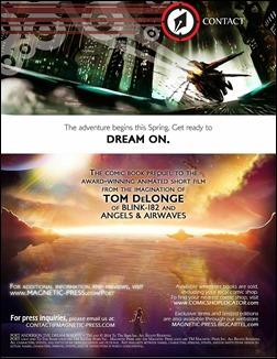 Poet Anderson: The Dream Walker Press Release 9