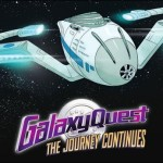 Preview of Galaxy Quest: The Journey Continues #1 (IDW)