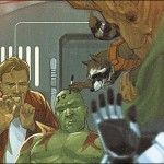 Preview: Guardians of the Galaxy #24 by Bendis & Schiti