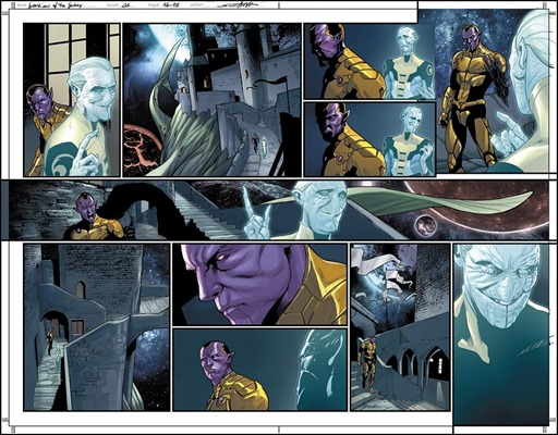 Guardians of the Galaxy #24 Preview 2