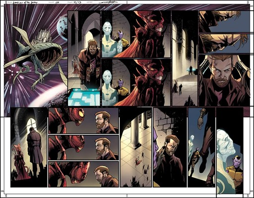 Guardians of the Galaxy #24 Preview 3