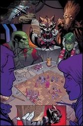 Guardians of the Galaxy & X-Men: The Black Vortex Alpha #1 Preview 3