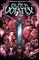 Guardians of the Galaxy & X-Men: The Black Vortex Alpha #1 Cover