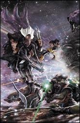 Guardians of the Galaxy & X-Men: The Black Vortex Alpha #1 Cover - Lozano Connecting Variant