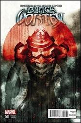 Guardians of the Galaxy & X-Men: The Black Vortex Alpha #1 Cover - Sorrentino Variant