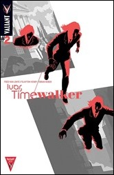 Ivar, Timewalker #2 Cover A - Allen