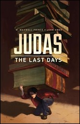 Judas: The Last Days Cover