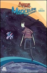 Adventure Time: Marceline Gone Adrift #1 Cover B