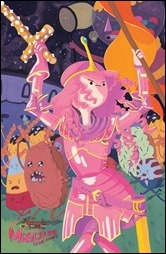 Adventure Time: Marceline Gone Adrift #1 Cover E