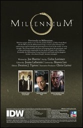 Millennium #1 Preview 1