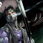 Preview of Ninjak #1 by Kindt, Mann, & Guice