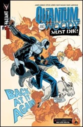Quantum and Woody Must Die! #1 Cover A - Hawthorne
