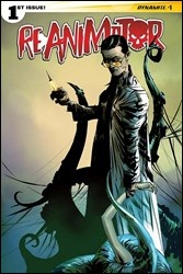 Reanimator #1 Cover A - Jae Lee