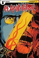 Reanimator #1 Cover B - Francavilla