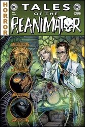 Reanimator #1 Cover D - Mangum