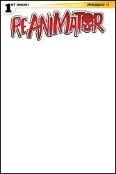 Reanimator #1 Cover E