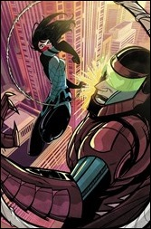 Silk #1 Preview 1