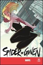 Spider-Gwen #1 Cover - Anka Variant