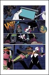 Spider-Gwen #1 Preview 1