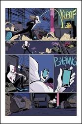 Spider-Gwen #1 Preview 2