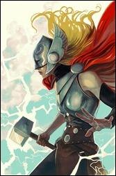 Thor #7 Hans WOM Variant