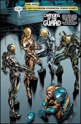 X-O Manowar #32 Preview 3