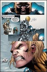 X-O Manowar #32 Preview 4