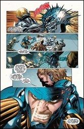X-O Manowar #32 Preview 5